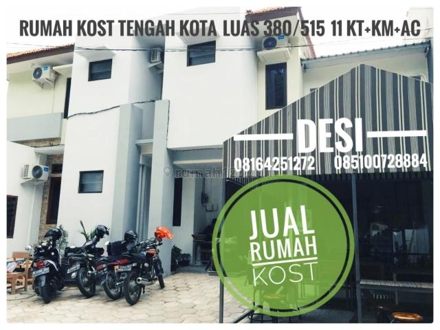 Rumah baru, cocok utk usaha kost, dekat kampus, Indraprasta, Semarang