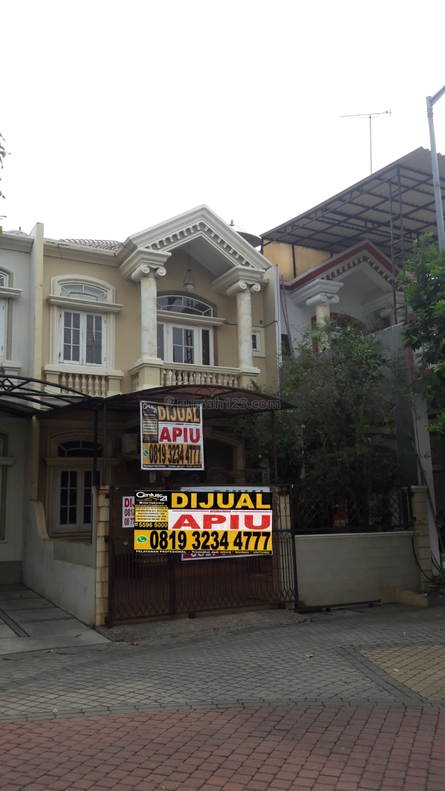 Rumah di city resort cluster hawaiian, Cengkareng, Jakarta Barat