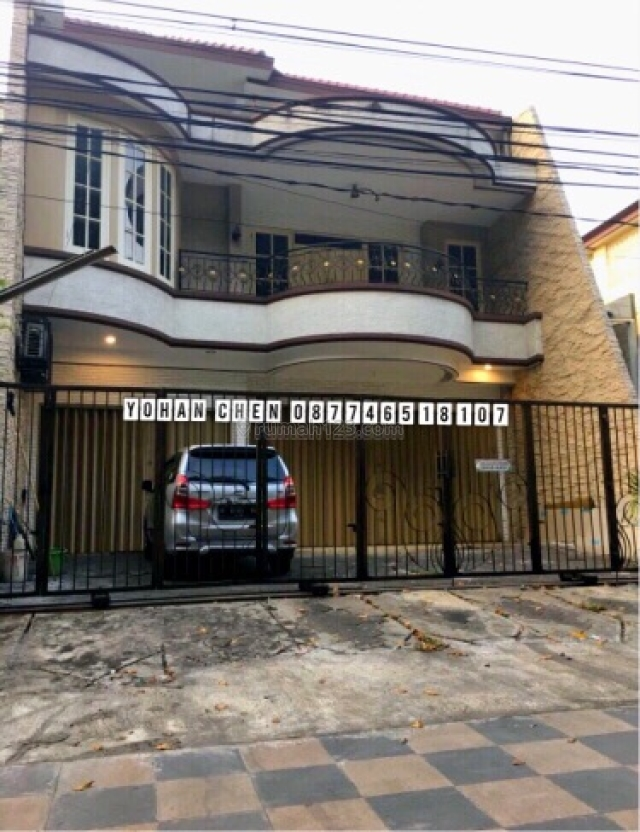 Rumah Bagus 2lantai dkt Simpang Lima, Gajahmada, Semarang
