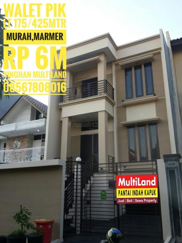 Rumah Minimalis Pantai Indah Kapuk, Pantai Indah Kapuk, Jakarta Utara