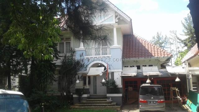HUnian Nyaman dan bebas banjir di sektor IV.2 BSD, BSD Taman Edelweis, Tangerang