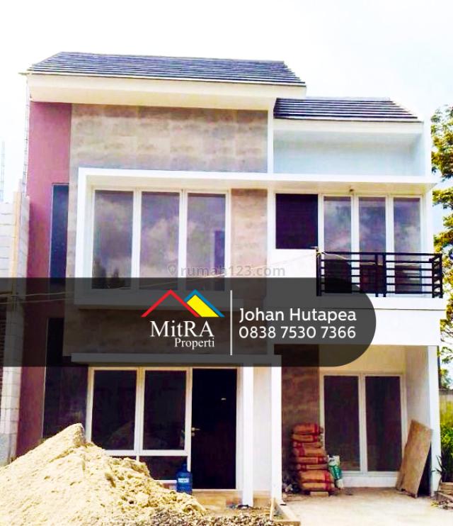 Rumah Baru di Cipadu tangerang, Cipadu, Tangerang