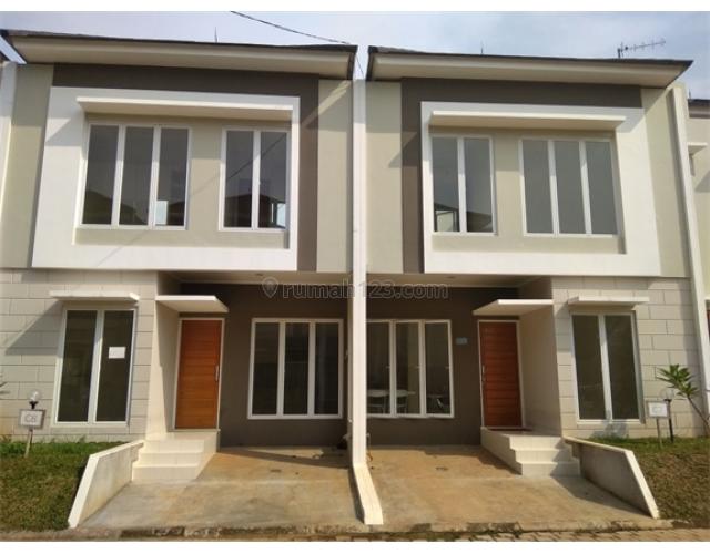 Rumah 2 Lantai Dekat Plaza Cibubur 800 Jutaan, Cibubur, Bekasi