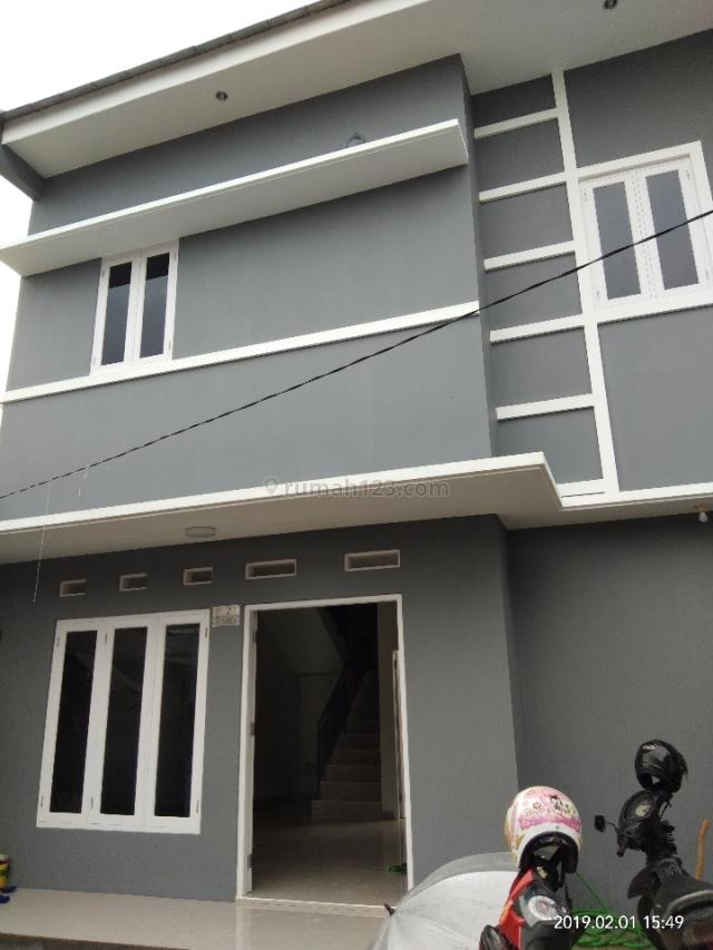 rumah baru siap huni dekat pintu toll jatibening, Jatibening, Bekasi