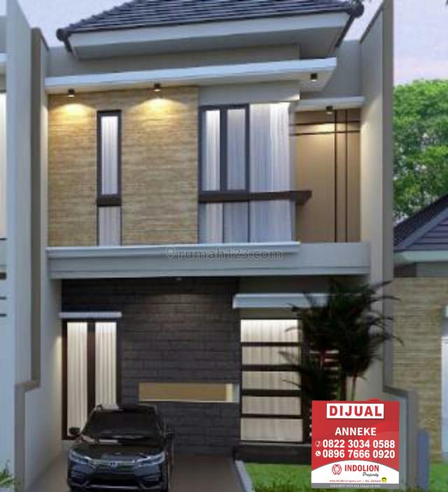 Rungkut Rumah Baru, Murah, Rungkut, Surabaya