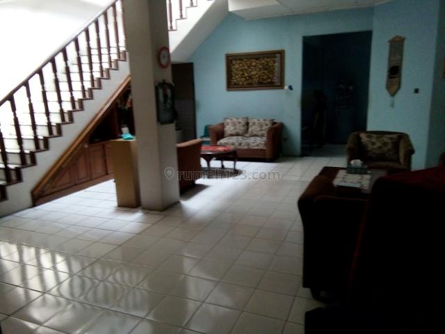 Rumah di Area Polim, Panglima Polim, Jakarta Selatan