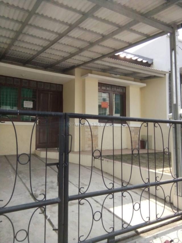 rumah siap huni, BSD Regency Mas, Tangerang