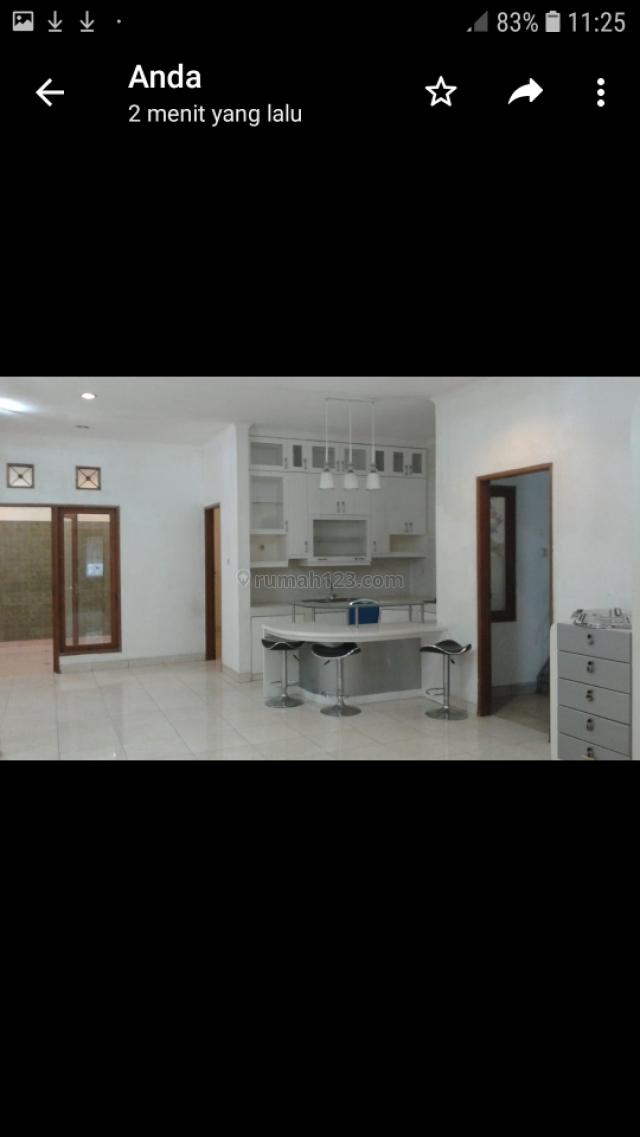 rumah rapi n siap huni, BSD Villa Melati Mas, Tangerang