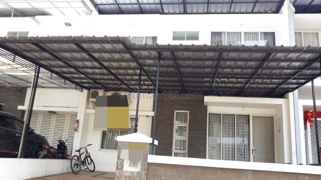 Rumah Green Mansion Fully Furnished Siap Huni lokasi Ok Jalan Lebar Bebas Banjir, Green Mansion, Jakarta Barat
