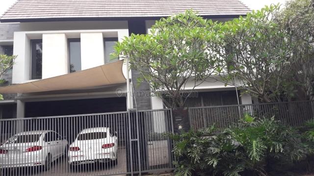 Rumah Mewah Exclusive, BSD Bukit Golf, Tangerang
