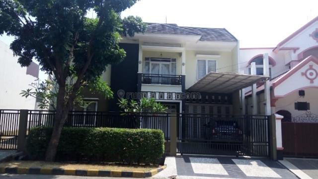 Rumah Regency Melati Mas Serpong Tangerang Selatan, BSD Villa Melati Mas, Tangerang