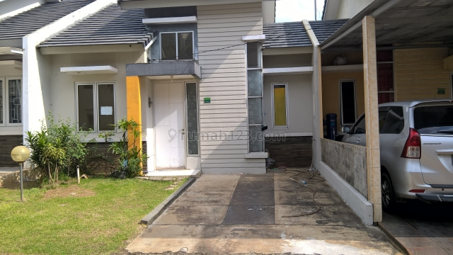 rumah siap huni di dekat aeon mall, Cisauk, Tangerang