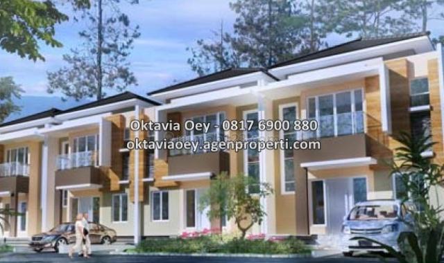 Rumah Golf Island PIK - Concerto Beach Boulevard 8x15, Pantai Indah Kapuk, Jakarta Utara