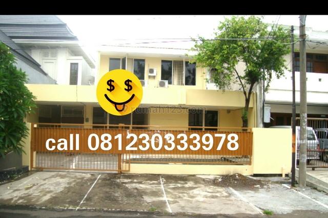 Cocok untuk Kantor, Usaha dengan Harga Sangat Bagus, Mayjen Sungkono, Surabaya