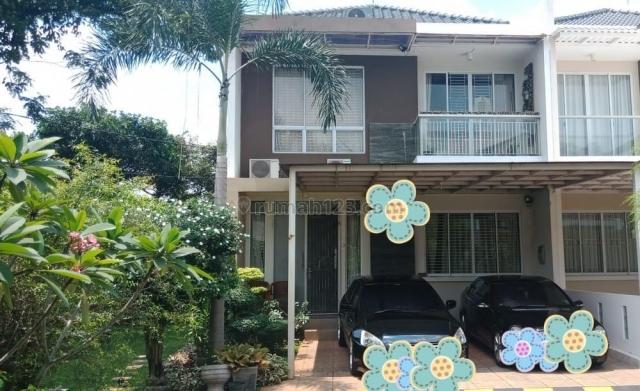 Rumah Bagus 2 lantai Siap Huni Cluster Tropicals Garden, Grand Galaxy City, Bekasi Selatan, Jaka Setia, Bekasi