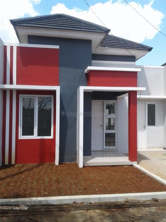 Rumah Strategis Dekat Stasiun Cisauk Tangerang, Cisauk, Tangerang