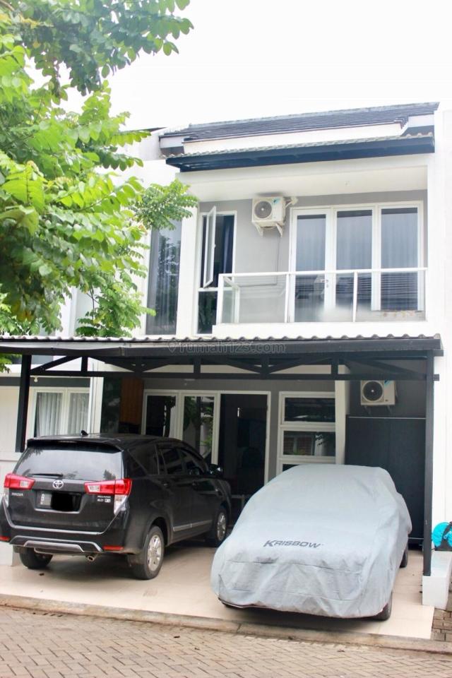 Rumah serpong park,kondisi bagus,rapi siap huni,Full furnish, Jelupang, Tangerang