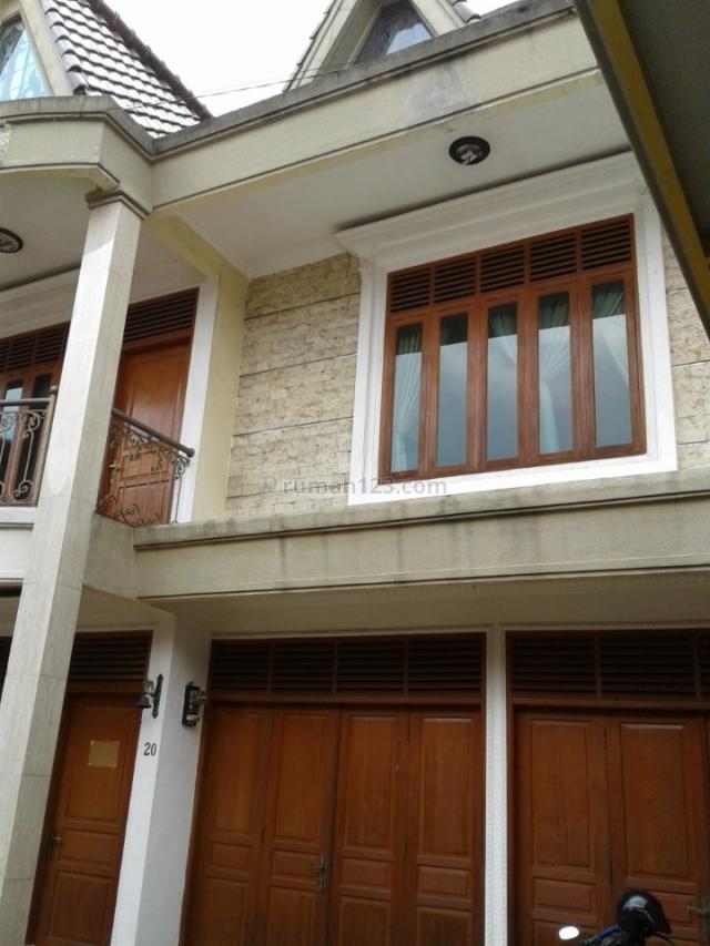 Rumah asri cibogo pasteur, Pasteur, Bandung