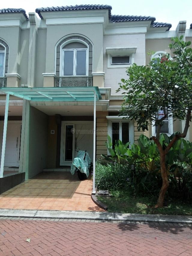 rumah mungil nan asri, Gading Serpong Samara Village, Tangerang