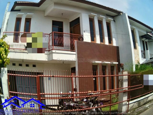 RUMAH DI REGOL BANDUNG PUSAT COCOK UNTUK DIJADIKAN TEMPAT TINGGAL & KANTOR, Regol, Bandung