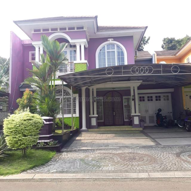 Rumah Bagus, Siap Huni, Cibubur, Jakarta Timur