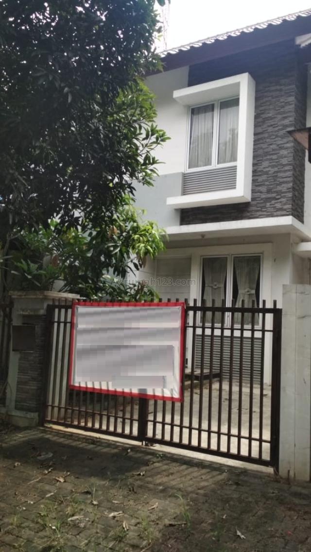 Rumah di Legenda Wisata, Nego, Murah, Cibubur, Jakarta Timur