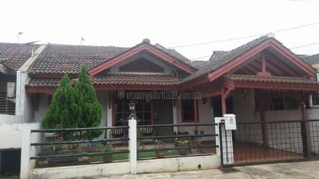Rumah cantik di Taman Peninsulla, Galaxy, Bekasi