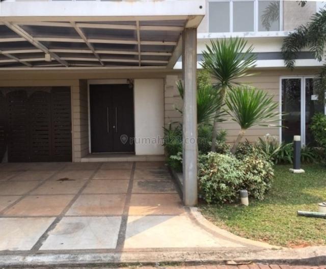 RECOMMENDED Rumah 2 lantai Cluster Palm Spring  JGC Jakarta Garden City Jakarta Timur, Cakung, Jakarta Timur
