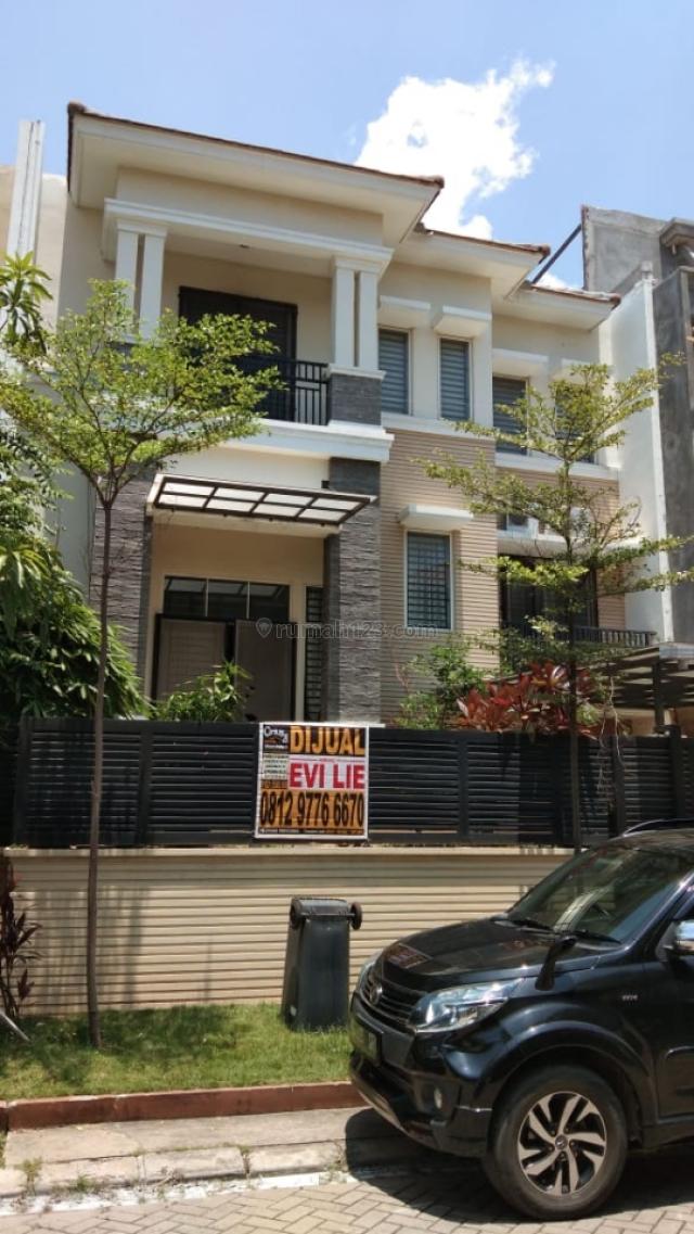 Rumah cantik dan murmer, Pantai Indah Kapuk, Jakarta Utara