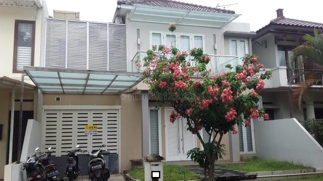 Cluster Premier Residence sudah renovasi rapi minimalis, Modernland, Tangerang