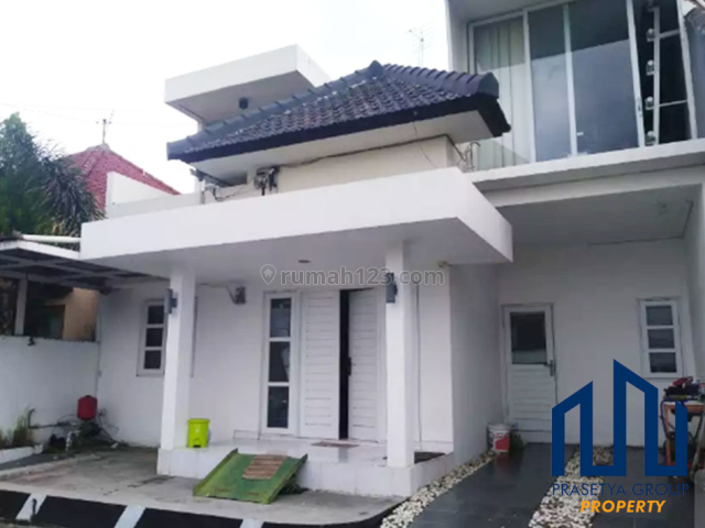532Y384.  Rumah Furnished 2 Lantai Area Glogor Carik/Sunset road, Link. Perumahan, Gelogor Carik, Denpasar