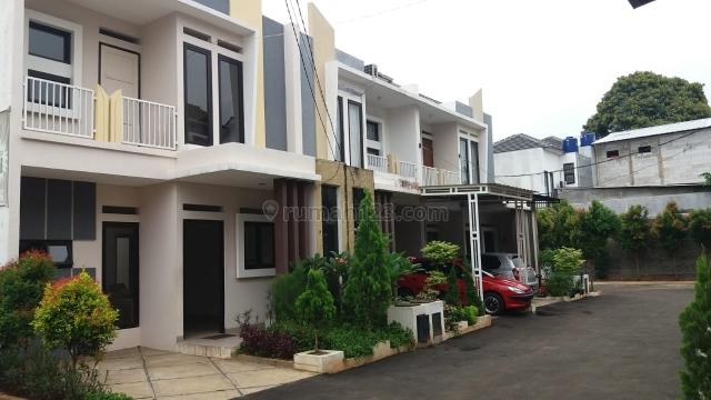 Rumah baru 2 lantai siap huni dijatisampurna Bekasi, Jatisampurna, Bekasi