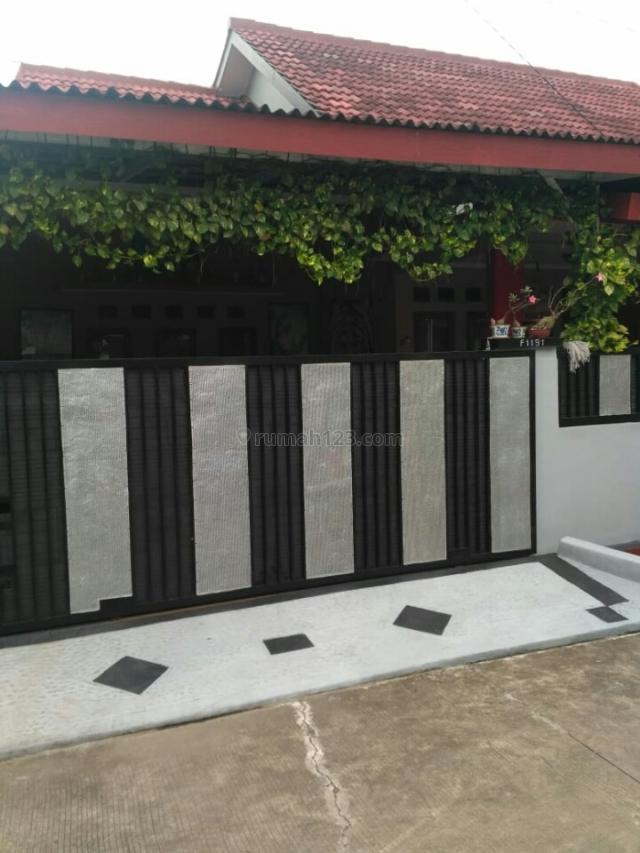 Rumah siap huni, 2,5 M, nego di Mas Naga, Bekasi, Jaka Setia, Bekasi