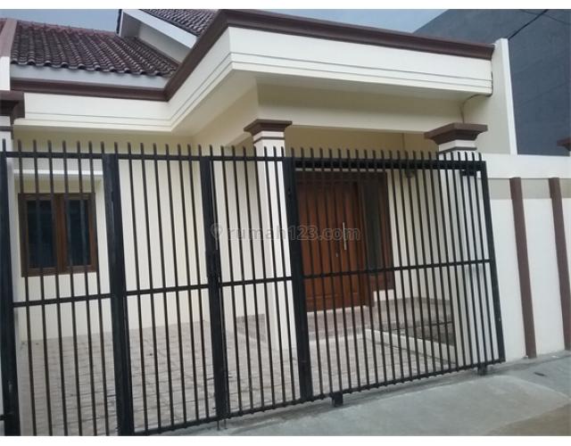 Rumah baru di kodau bekasi, Jati Asih, Bekasi