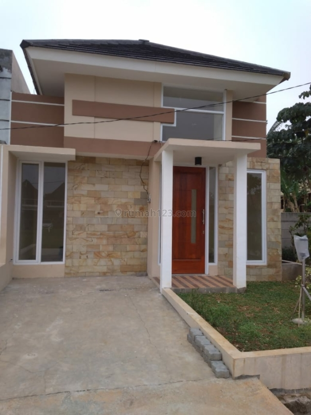 Hunian CLUSTER One Gate System 5 menit ke Tol Jati Warna, Jatiwarna, Bekasi
