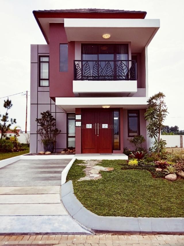 Rumah 2 Lt Free Motor Free BPHTB, Semplak, Bogor