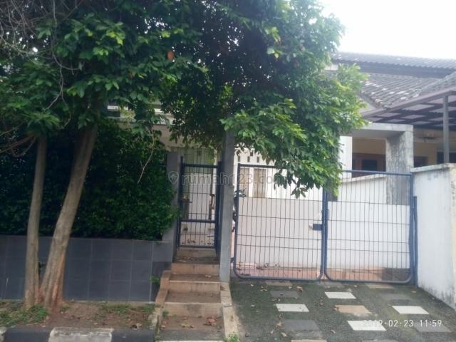 Rumah Second 2 lantai Asri di Komplek Cikunir Bekasi, Cikunir, Bekasi
