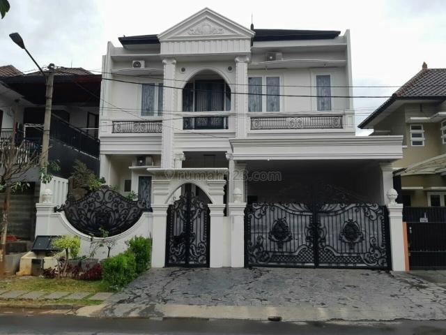 Rumah Cantik Full Furnished di Kemang Pratama 1, Bekasi, Kemang Pratama, Bekasi