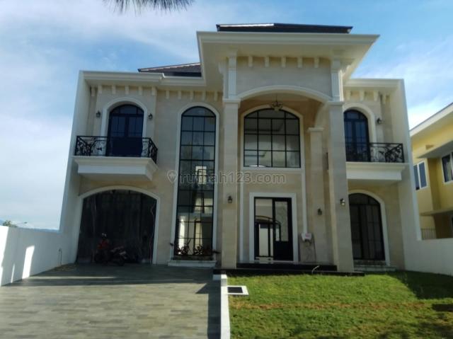 Rumah dijual 2 lantai, 5 kamar hos4433638 | rumah123.com