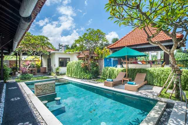 Traditional Minimalist Villa With 2 Bedrooms in Great Location Pererenan, Pererenan, Badung