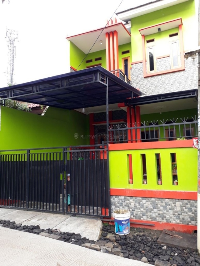 Rumah 2 lantai, lokasi Bintaro-Jurang Mangu, siap huni, Bintaro, Tangerang