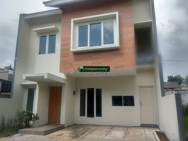 Rumah Gres Type Culdesak di Dalam Cluster Cigadung Dekat Dago, Cigadung, Bandung