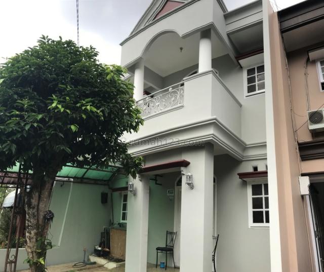 Rumah Qozy 5+1 KT di Cluster Selangkah ke Pintu TOL Desari Cinere, Cinere, Jakarta Selatan