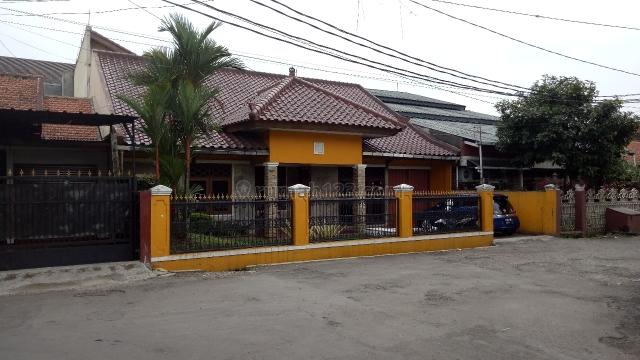 rumah asri komplek leuwianyar 1 kodya bandung, Bojongloa, Bandung