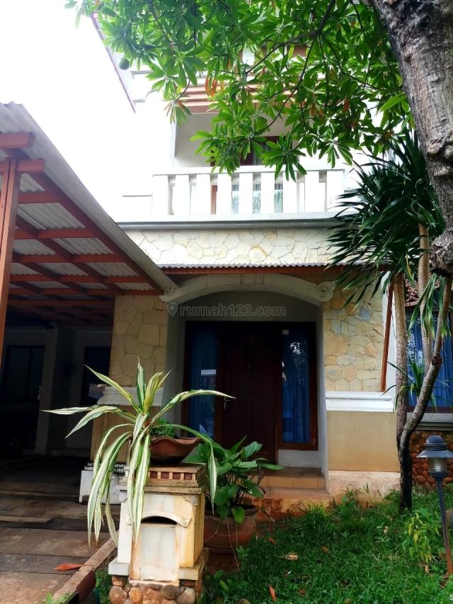 RUMAH SIAP HUNI DI BSD, BSD, Tangerang