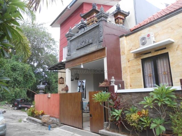 Rumah dlm kota Denpasar area A Yani utara dkt sekolah,kantor pemerintahan, Peguyangan, Denpasar