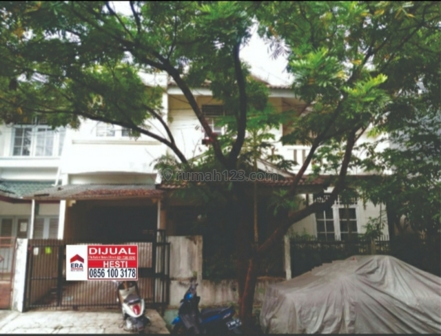 Rumah siap huni di Bintaro Jaya, Bintaro, Tangerang