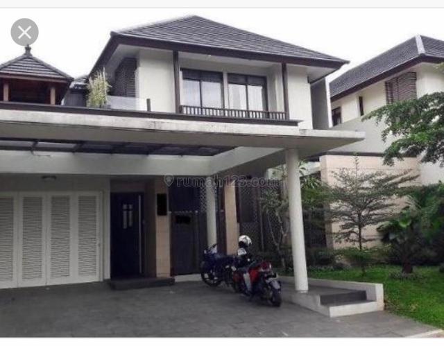 RUMAH CLUSTER DI SERENIA HILLS LEBAK BULUS, Lebak Bulus, Jakarta Selatan