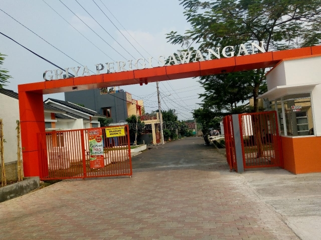 cukup booking fee 5jt langsung akad kredit, Sawangan, Tangerang