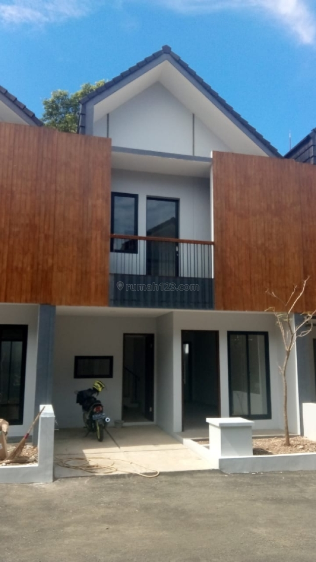 Rumah Baru Cantik Minimalis Nyaman di Area sekitaran Bintaro Jaya Sektor 9 Tangerang Selatan, Pondok Pucung, Tangerang